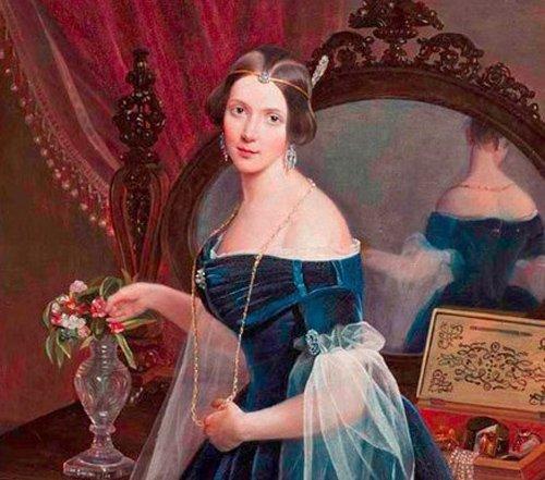 19 века в россии косметика