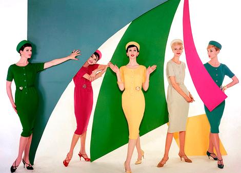 Макияж: стили XX века. 60-е годы: Сексуальная революция.