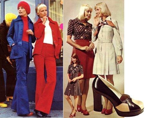 Макияж: стили XX века. 70-е годы. Хиппи — дети цветов.