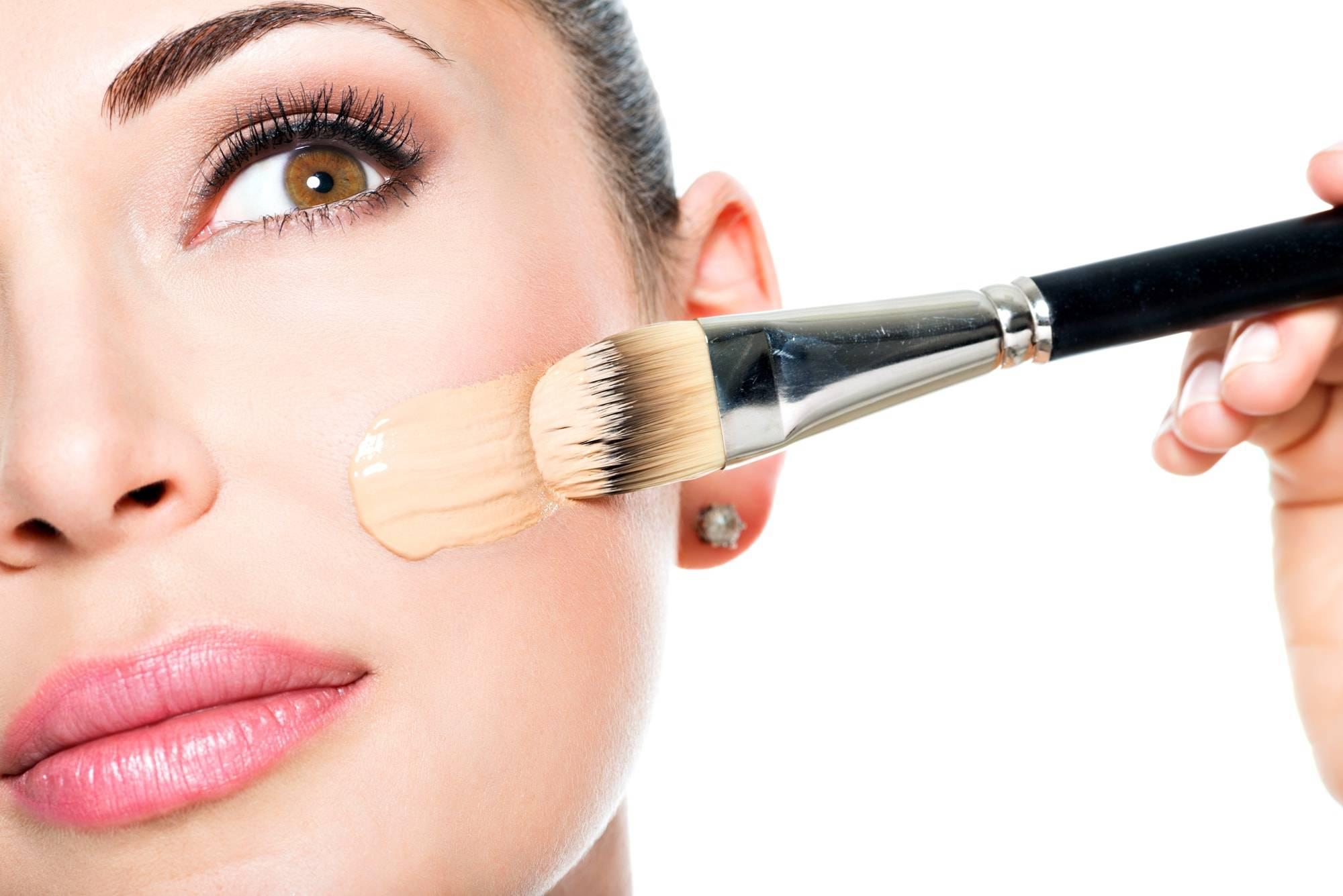 Все о макияже и нанесение его